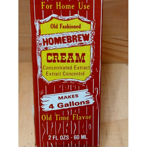 Cream Soda Extract