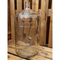 6.5 Gallon Glass Carboy  (in store)