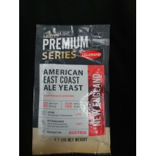 lallemand American east coast ale yeast New England Ellie's