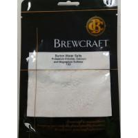 Burton Water Salts   (Magnesium Sulfate, Potassium Choride, Calcium), 1 oz