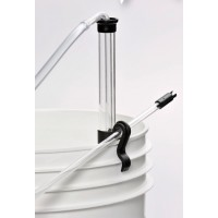 Auto-Siphon clamp
