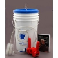 Deluxe Home Brewing Kit with 5 Gallon Carboy w/ Ingredient Kit