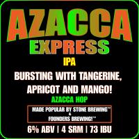 Azacca Express IPA