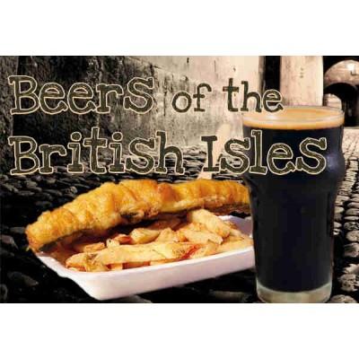 Beers of the British Isles