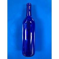 Bordeaux Bottles-Blue  750ml  12/cs