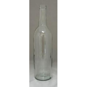 Bordeaux Bottles-Clear 750ml  12/cs
