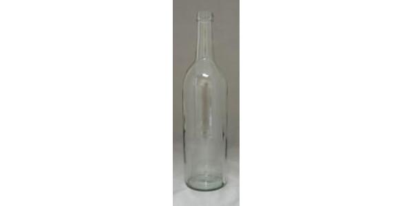 Bordeaux Bottles-Clear 750ml  12/cs