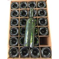 Bordeaux Split  Green         24/cs