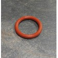 Silicone High Temp O-Ring, 1/2 inch