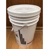 7 Gallon Plastic Fermenter with lid