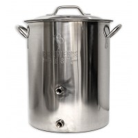 Brewer's Best 16 Gallon Brew Kettle with ports
