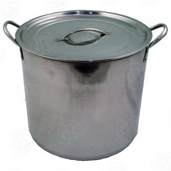 5 Gallon Pot - Brew Kettle with lid