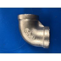 1/2 NPT Stainless Steel 90 Elbow""