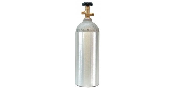 5 lb Co2 Tank (full) not Shippable