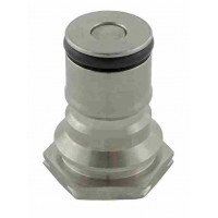 Tank Plug / Post, Firestone Challenger V & VI (gas, ball lock)