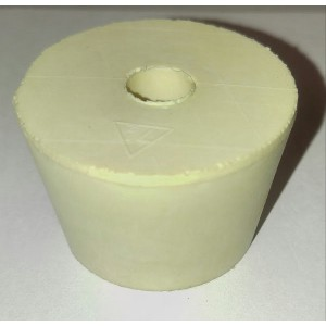 #7 1/2 Drilled Stopper