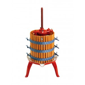 Fruit Press, #25 Grape Press 50 lb Capacity