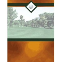 Bottle Label - Golf - 32 labels
