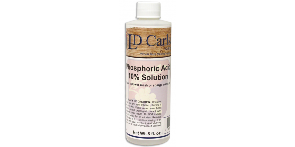 Phosphoric Acid - 10% Solution - 8 oz