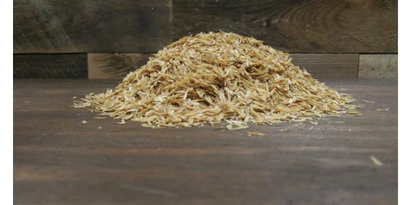 Rice Hulls                       1lbs