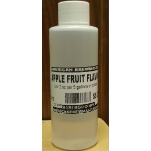 Apple Flavoring,   4 oz