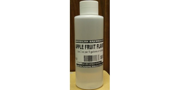 Apple Flavoring,   4 oz