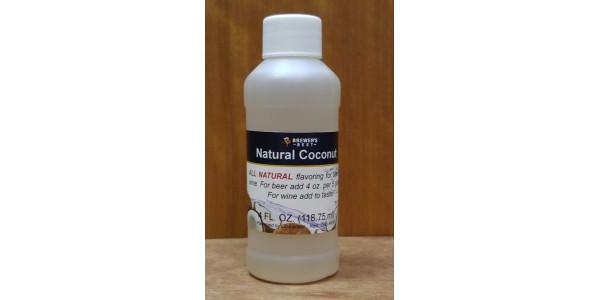 Coconut Flavoring - 4 oz