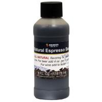 Espresso Bean Flavor Extract     4 fl oz