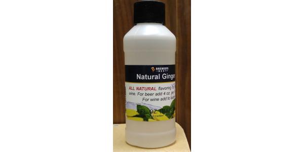 Ginger Flavor     4 fl oz