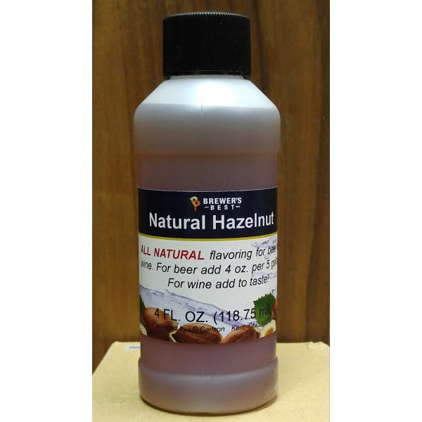 Hazelnut Flavoring - 4 oz
