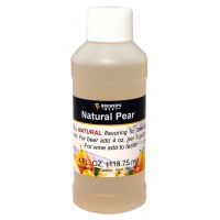 Pear Fruit Flavor      4 fl oz