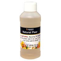 Pear Fruit Flavor      4 fl oz