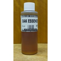 Oak Essence                 4 fl oz