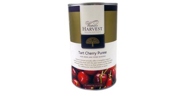 Tart Cherry Puree, Vintners Harvest                 49 oz
