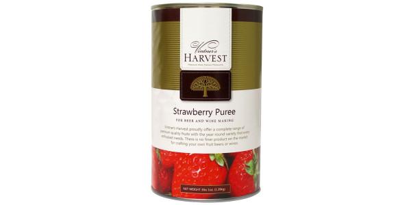 Vintner's Harvest Strawberry Puree