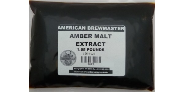 American Classic Amber Malt Extract   1.65 Pounds