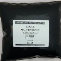 American Classic Dark Malt Extract     3.3 Lbs