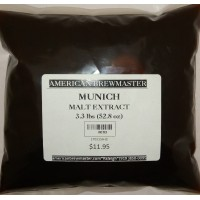 Munich Malt Extract, 3.3 lbs
