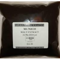 Munich Malt Extract, 3.3 lbs