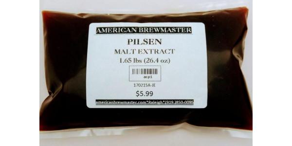 Pilsen Malt Extract, 1.65 lb