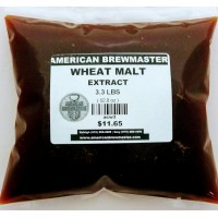 Wheat Malt Exract  3.3 pounds