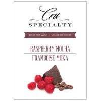 Raspberry Mocha Dessert Wine