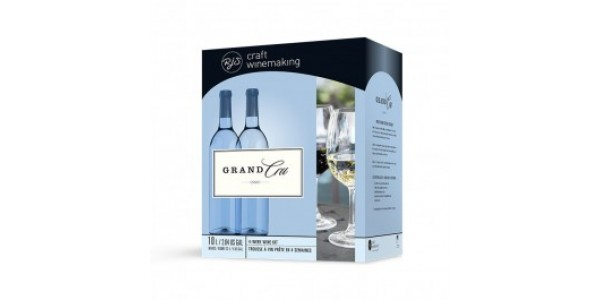 Grand Cru Sauvignon Blanc White Wine Kit