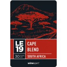 Cape Blend with Skins, South Africa