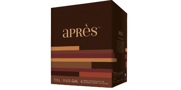 Winexpert Apres Chocolate Raspberry Dessert Wine