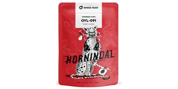 Omega Hornindal Kveik Liquid Yeast