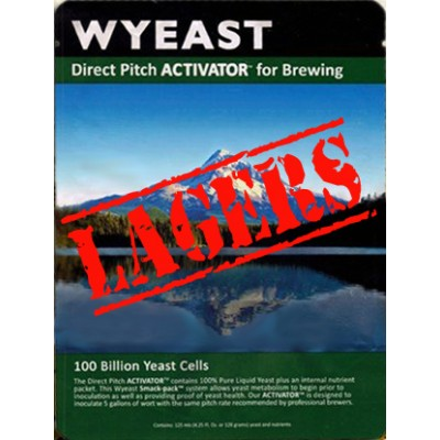 Wyeast Lager Yeast