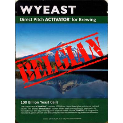 Wyeast Belgian Ale Yeast