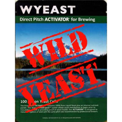 Wyeast Wild (Lambic) Yeast