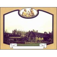 Bottle Label - Irish Castle - 32 Labels